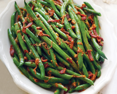 Green Beans and Garlic Recipe