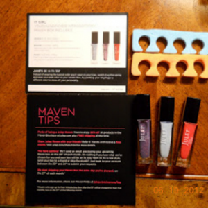 Julep Maven Introductory Box