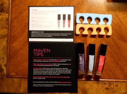 Julep Maven Introductory Box