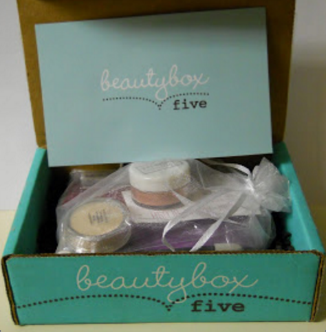 Beauty Box 5 Opening Review