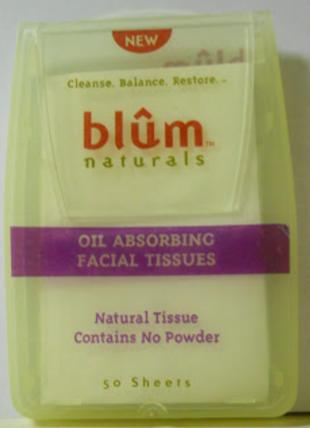 Beauty Box 5 : Blum Naturals Product Review