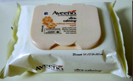 AVEENO Ultra Calming Wipes Product Review