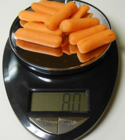 Eat Smart Precision Pro Digital Kitchen Scale Review and Giveaway!