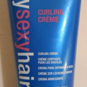 Sexy Hair: Curly, Curling Crème Review