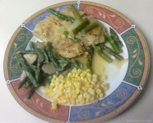 Lemon Chicken Primavera