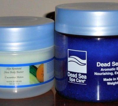 Dead Sea Spa Care A Dip Into Paradise