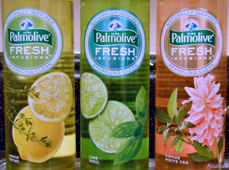 Influenster: Palmolive Fresh Infusions