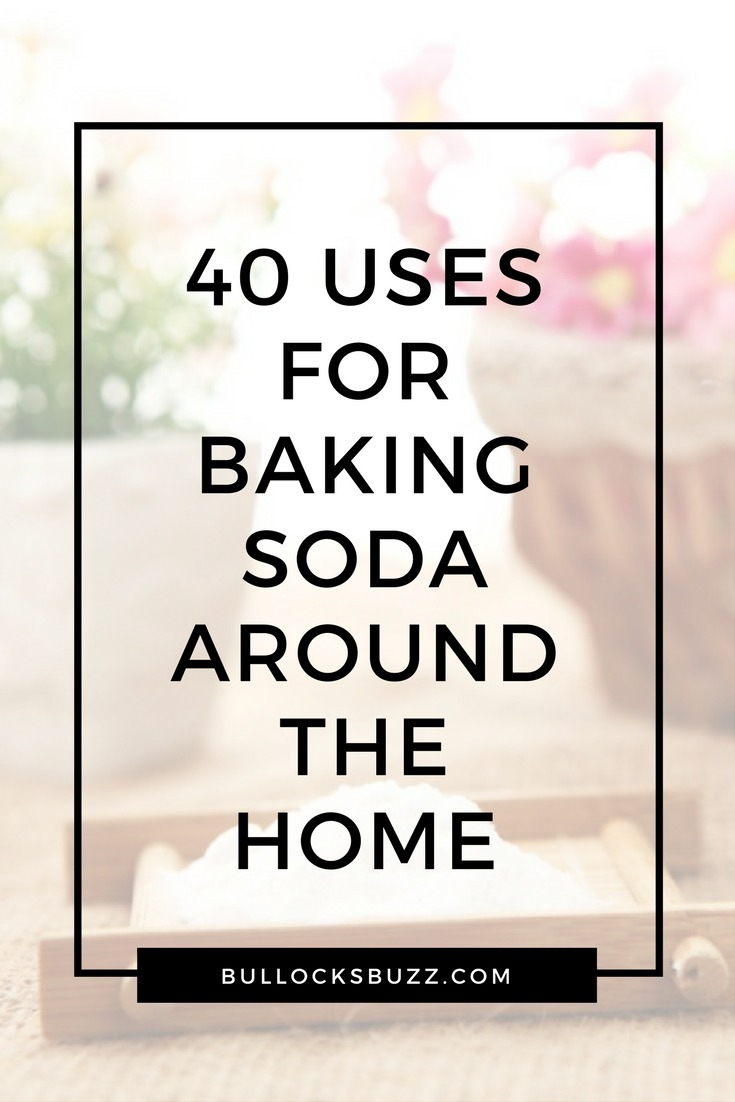 Who knew that something as simple as baking soda could have so many great uses. Here are 40 uses for baking soda around the home. Some may surprise you!