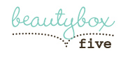 Beauty Box Five Logo