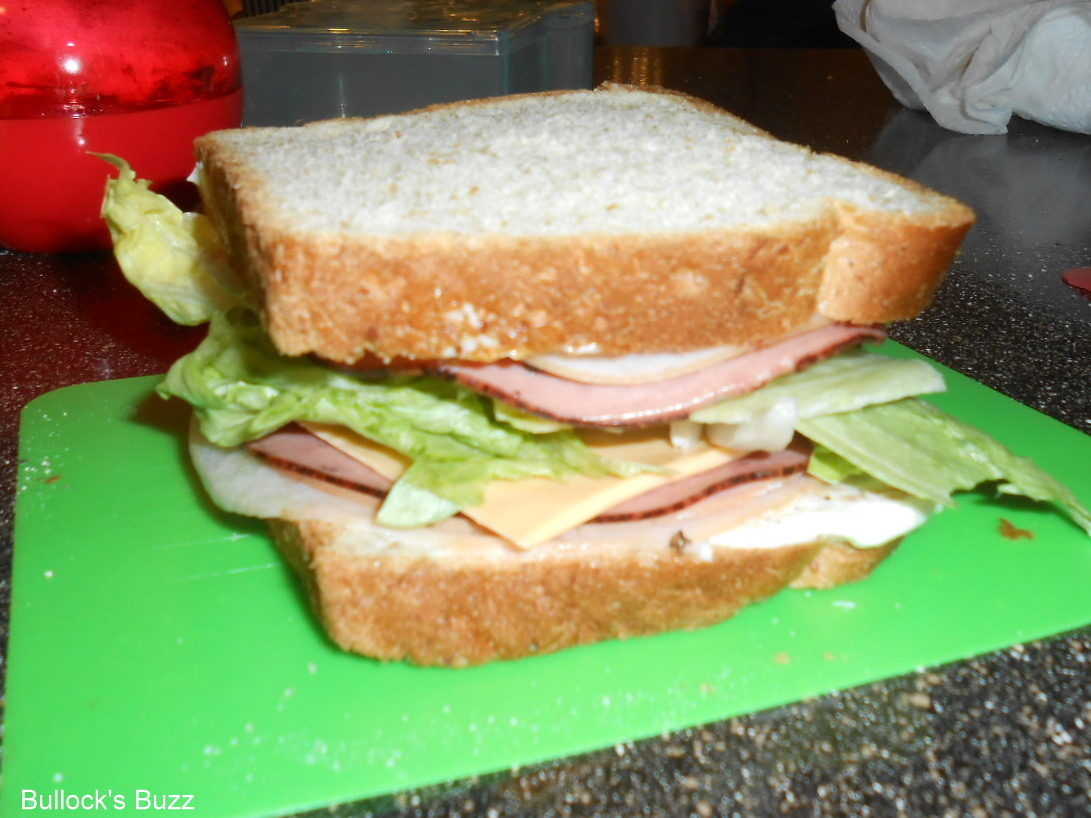 Great American Old Fashioned Sandwich Recipe #goodcookcom #giveaway
