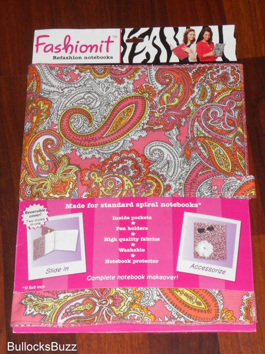 Fashionit Notebook Covers: Stylish, Fun & Functional