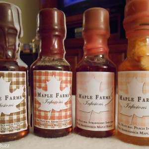 Maple Farms Infused Maple Syrups: Kickstarter Campaign
