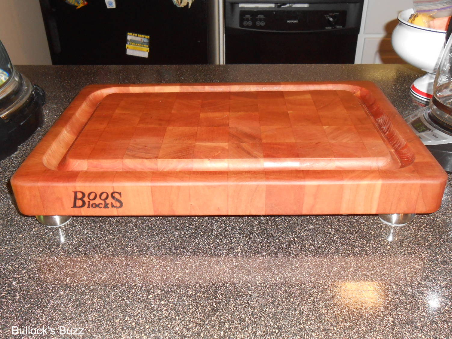 Beautiful Boos Blocks Cutting Board Review and Giveaway!