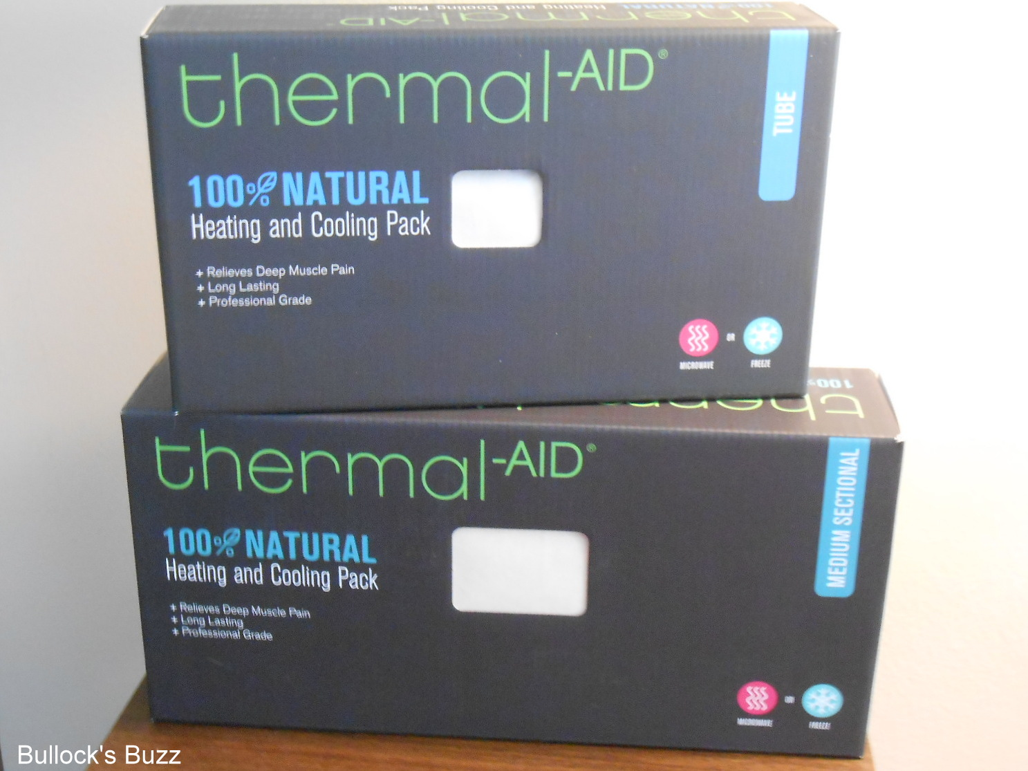 Thermal-Aid for Adult-Sized Ailments Too!