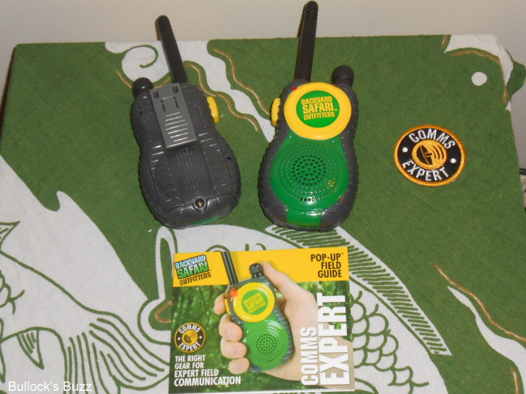 Backyard Safari Outfitters: Explore More! A Multi-Toy ...