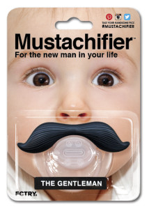Mustachifier_Mustache_Pacifier_Packaged Gentleman