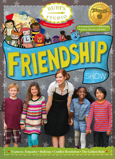 Ruby's Studio: The Friendship Show Review + $25 Amazon Giveaway!