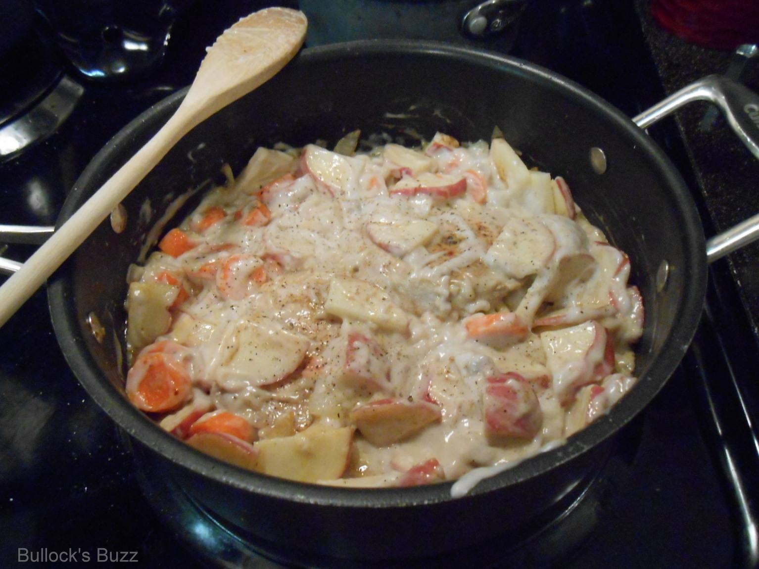 Pork Chop Dinner Recipe:  Perfect for Saturday's Supper!