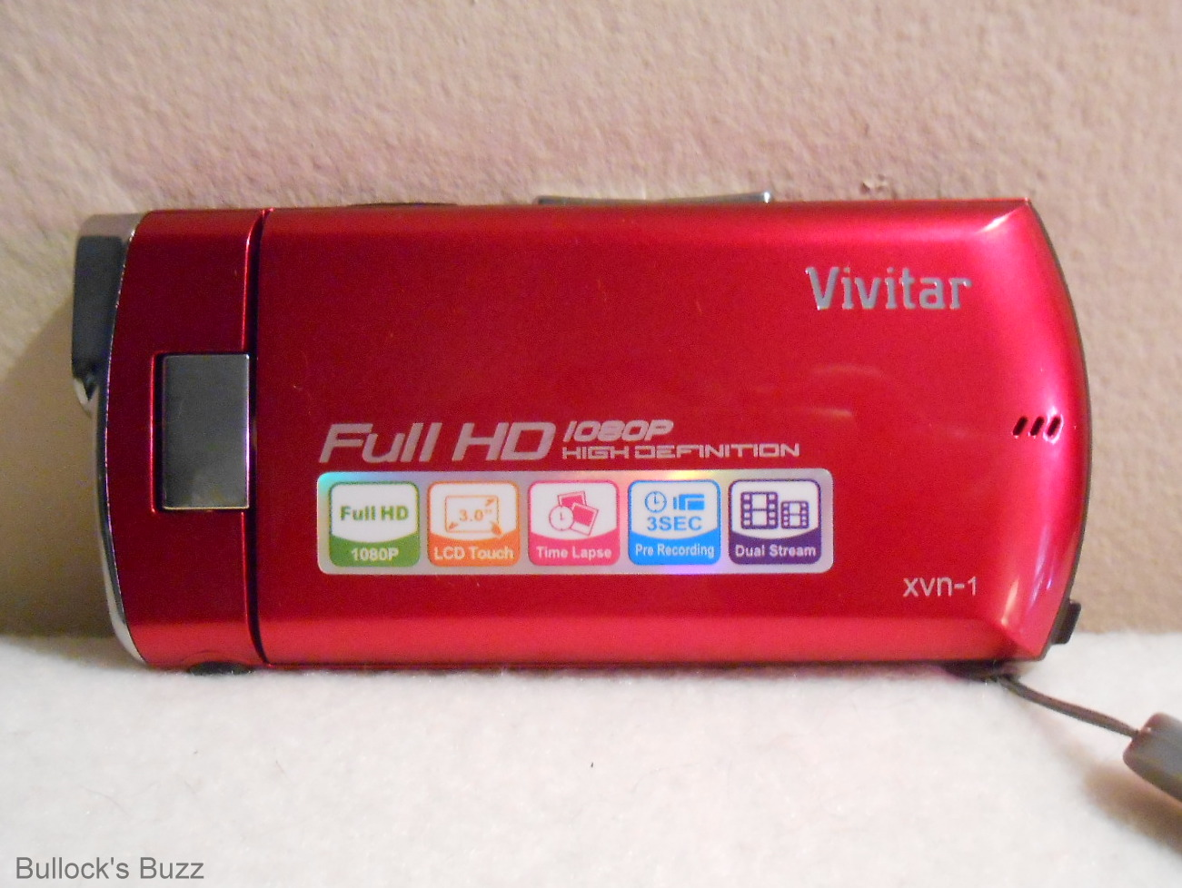 Vivitar XVN1 DVR: The Ultra-Portable DVR Packed with Features!