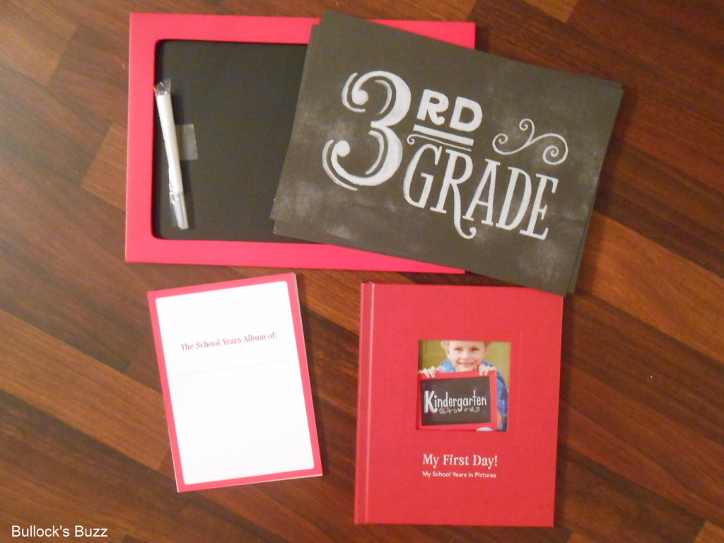 journaling cards to documents those first day of school thoughts