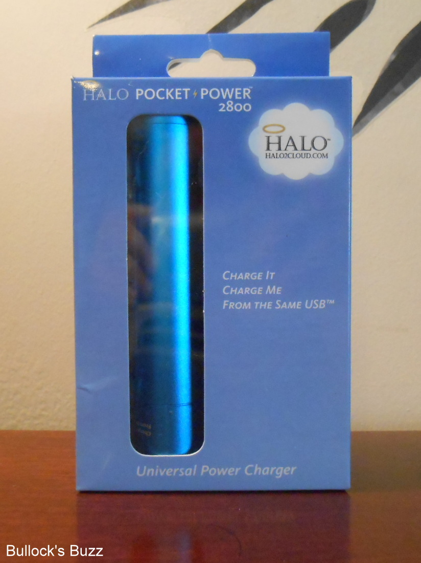 Halo Pocket Power 2800 Charger Review