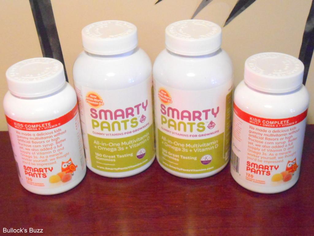 SmartyPantsGummyVitamins