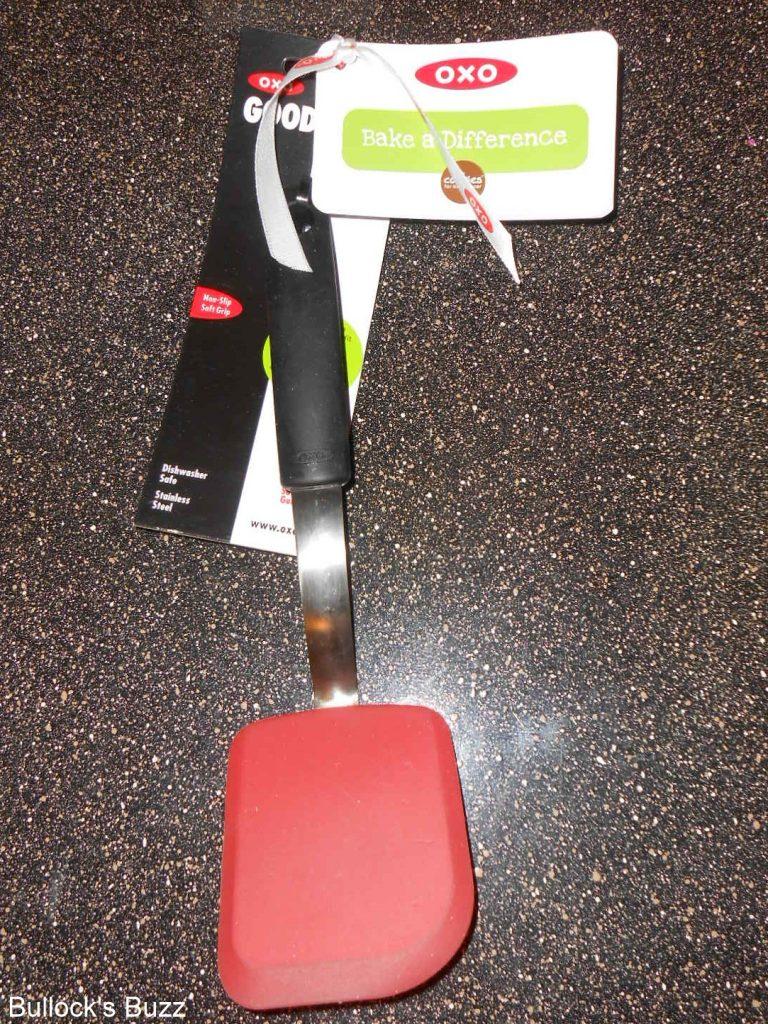 Double Chocolate Chip Cookies OXOCookieToolSet spatula