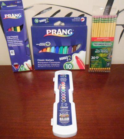 Prang Art and School Supplies Review