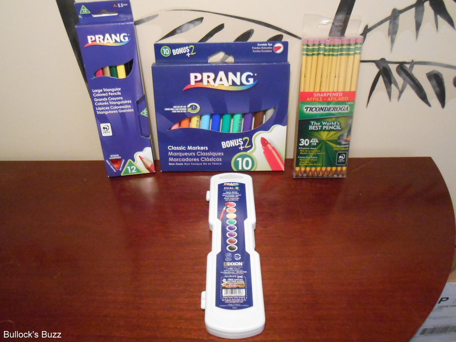 Prang Art and School Supplies Review