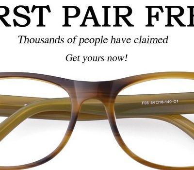 Firmoo Eyeglasses: Get Your First Pair Free!