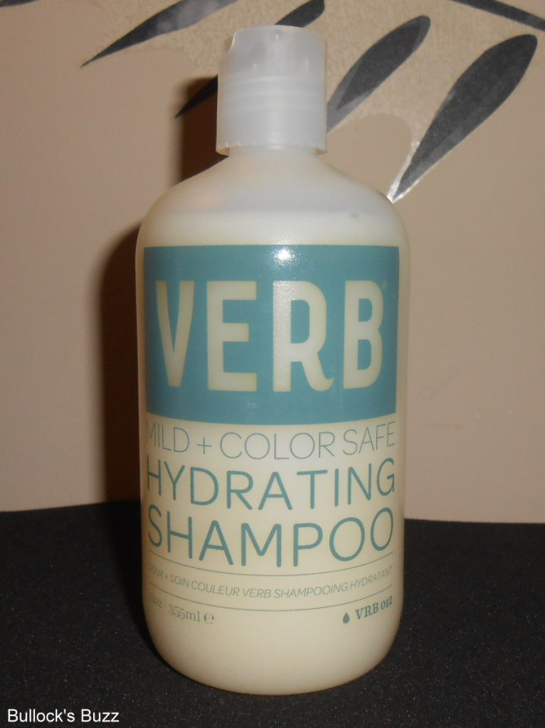 Verb Hair Care Products Hydrating Color Safe Shampoo
