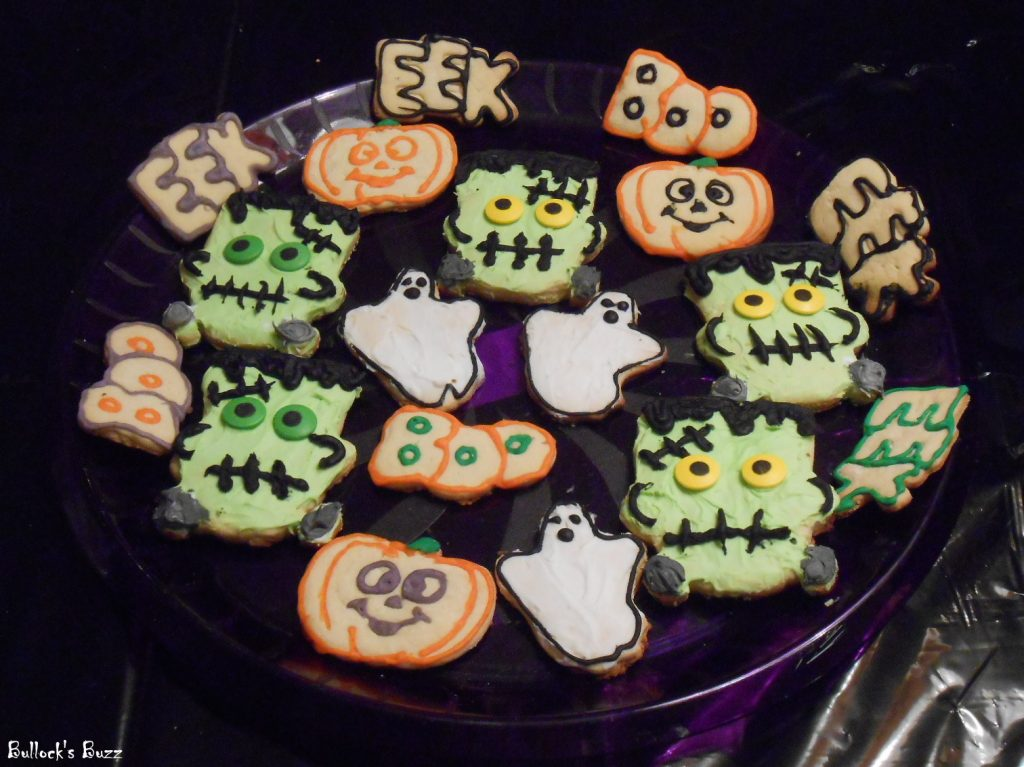 Sweet Creations Halloween Review Recipes Giveaway