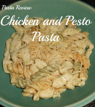 De Cecco Pasta Review + Chicken and Pesto Pasta Recipe