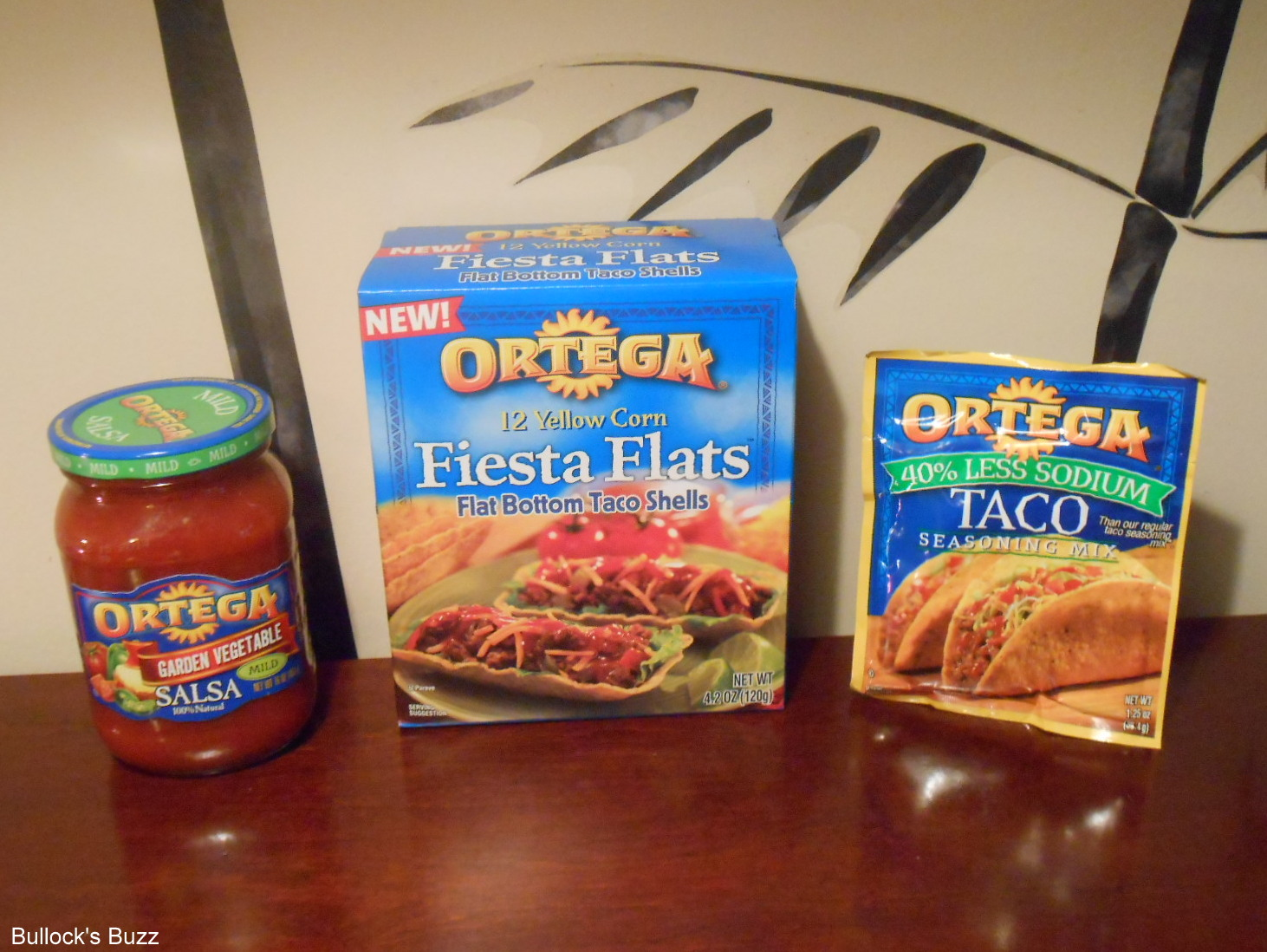Fundido Fiesta Flats Recipe by Ortega for National Taco Day