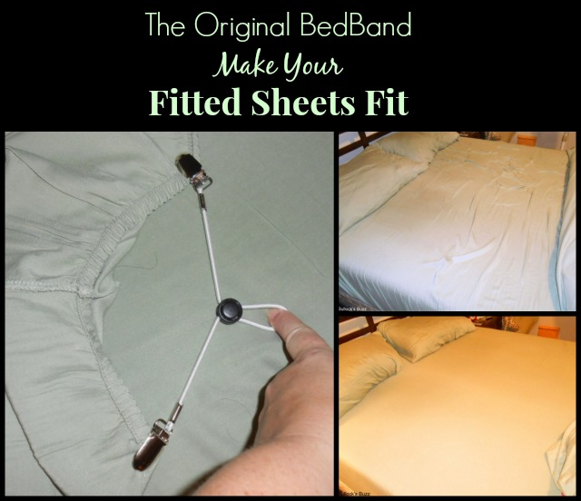 how to make fitted sheets stay on bed