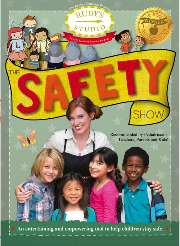 Ruby's Studio: The Safety Show + A Contest!