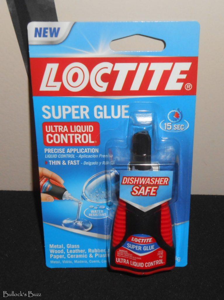 Loctite products super glue review bullock 39 s buzz for Loctite super glue