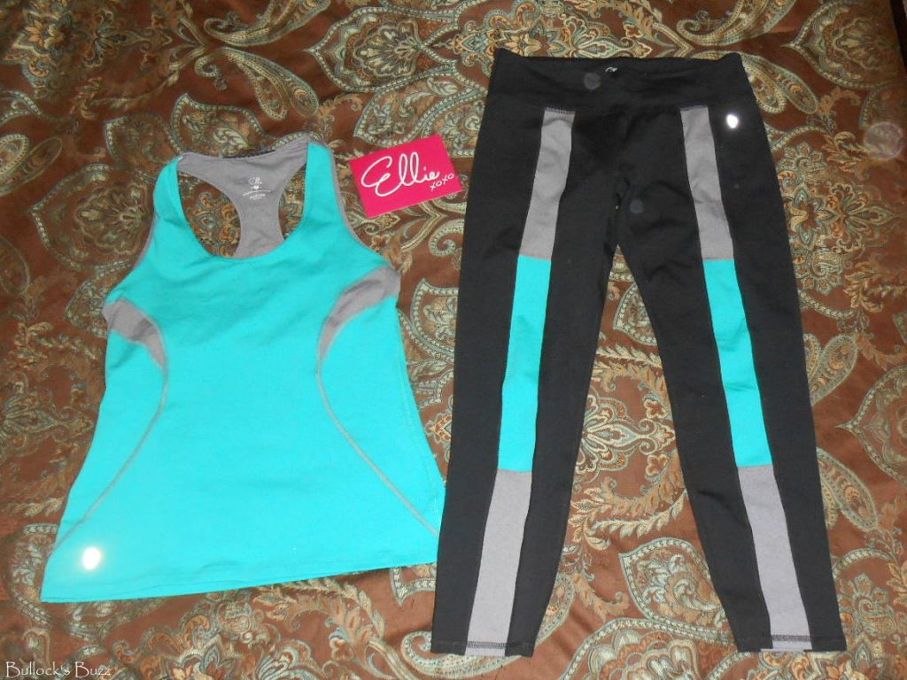 fitness fashion from ellie complete outfit