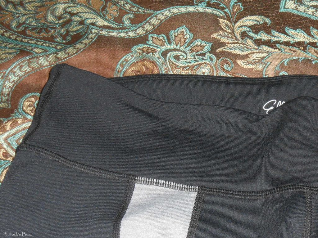 fitness fashion from ellie leggings waistband