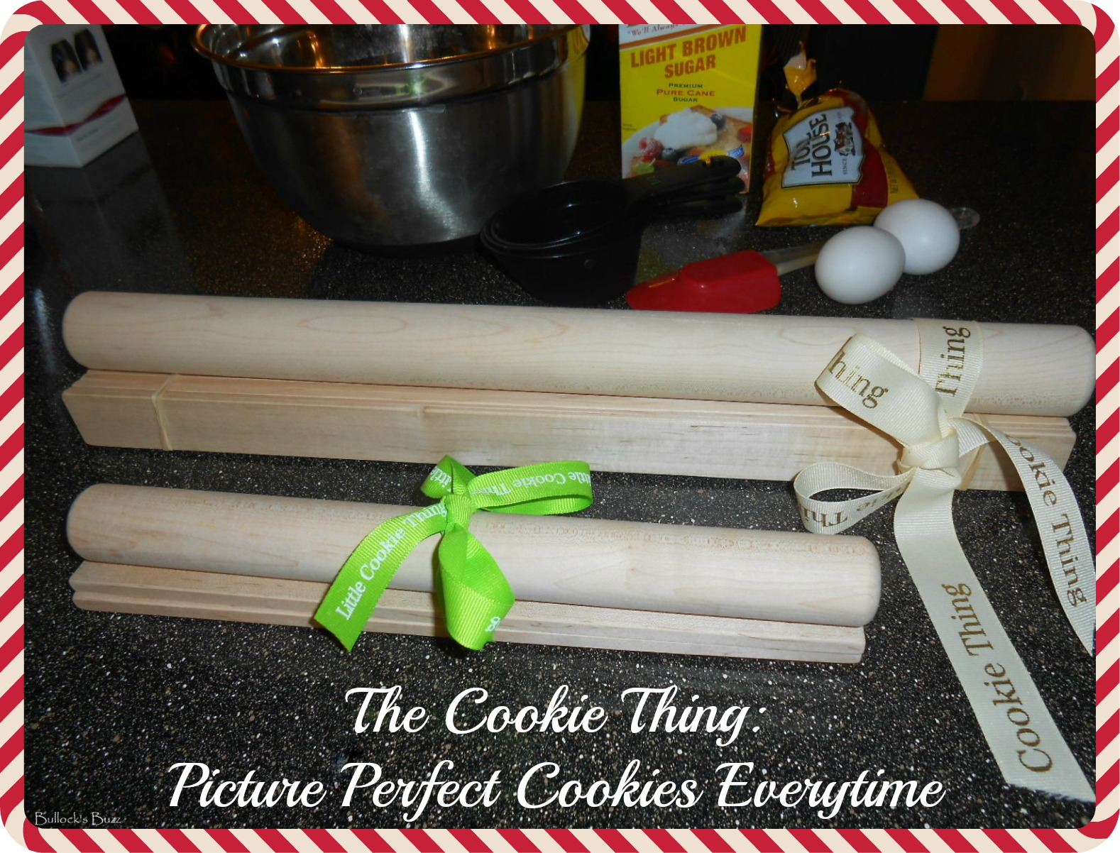 The Cookie Thing ~ Picture Perfect Cookies Everytime