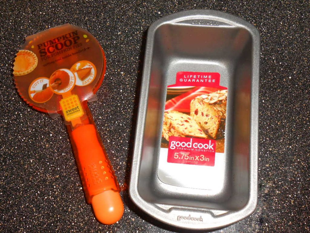 tools for Pumpkin Gingerbread GoodCookSweetCreations2
