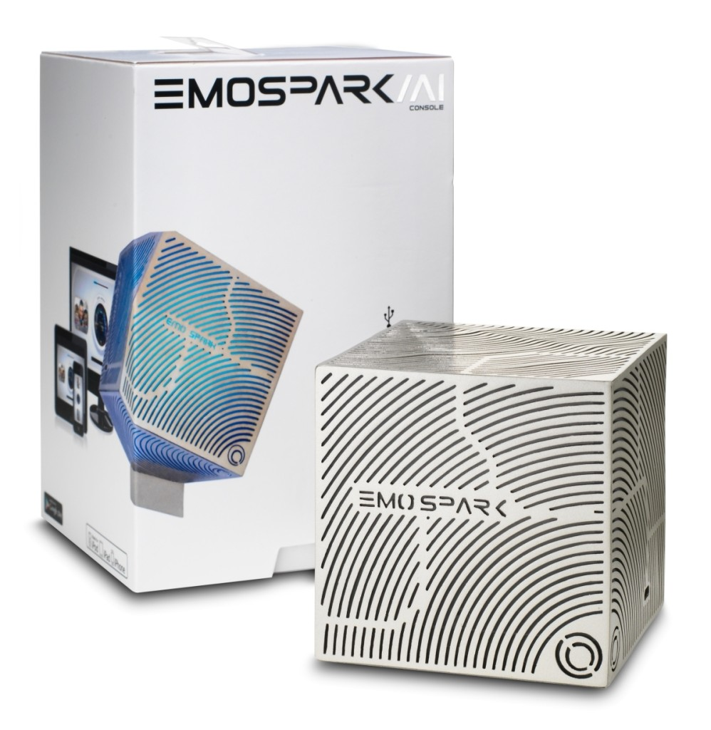 EmoSPARK: An