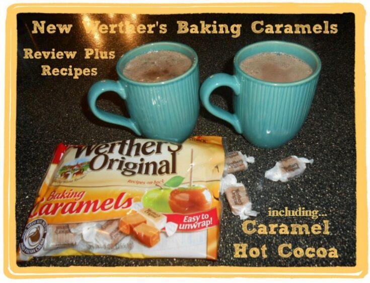 Caramel Hot Cocoa