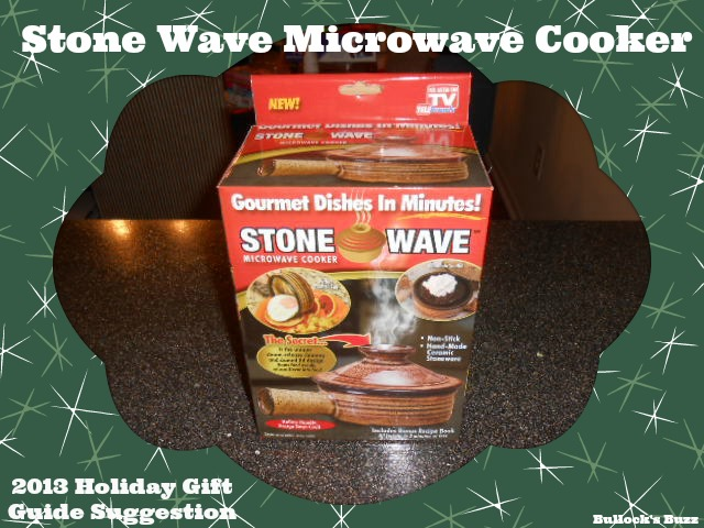 Stone Wave microwave cooker main image