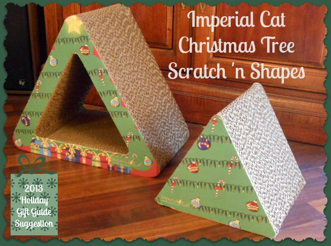 Imperial Cat Christmas Tree Scratch 'n Shape Review