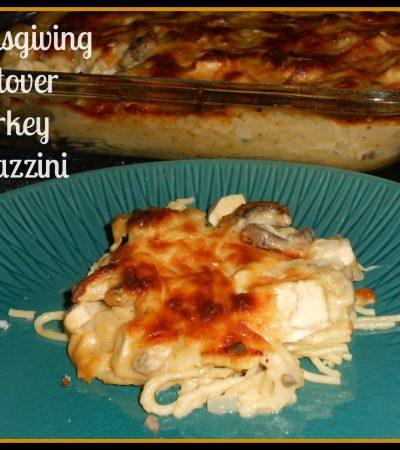 Turkey Tetrazzini Good Cook Leftover Recipe #55