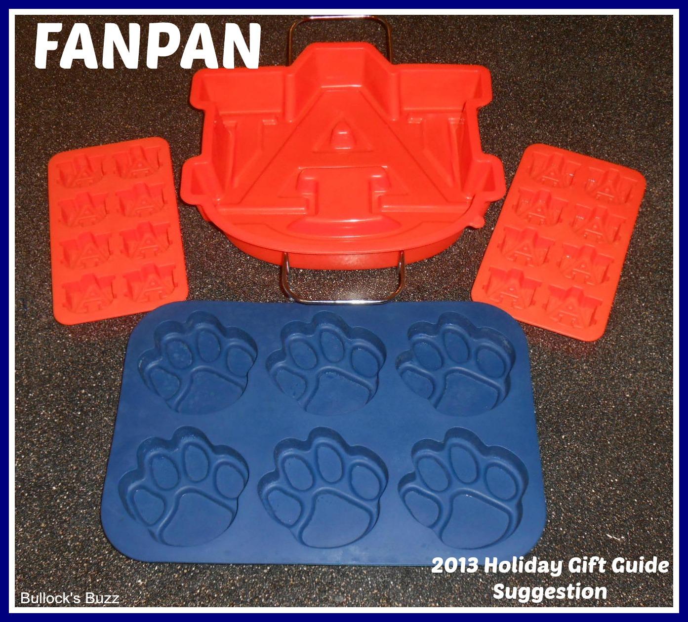FANPAN: Silicone Bakeware ~ Auburn Tigers FANPAN Review ...