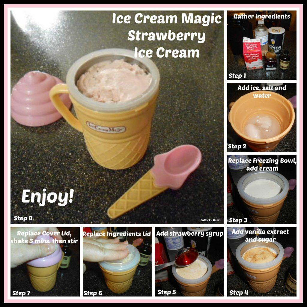 ambiano ice cream maker instructions