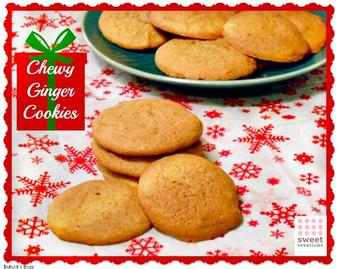 big chewy ginger cookies main