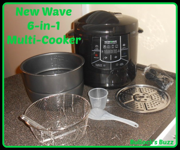 charming New Wave Kitchen Appliances #6: NewWaveAppliances6in1MultiCookerReview1. New to the US, New Wave Appliances  ...